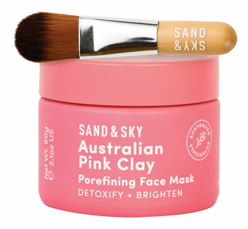 Sand & Sky Brilliant Skin Porefining Face Clay Mask