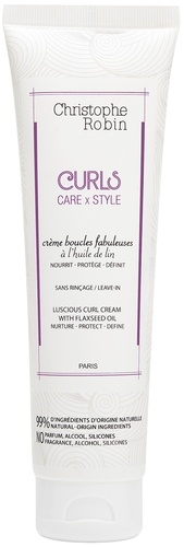 Luscious Curl Cream With Flaxseed Oil