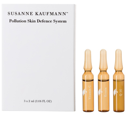 Susanne Kaufmann Pollution Skin Defence System Trio