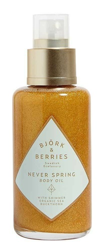 Never Spring Body Oil - Shimmering