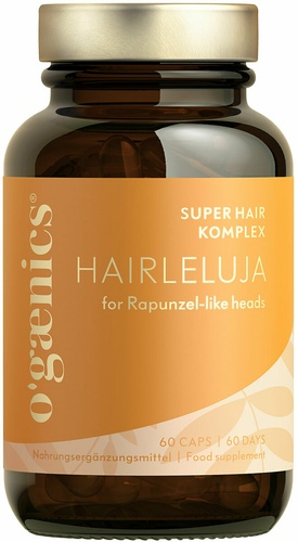 Ogaenics HAIRLELUJA Super Hair Komplex