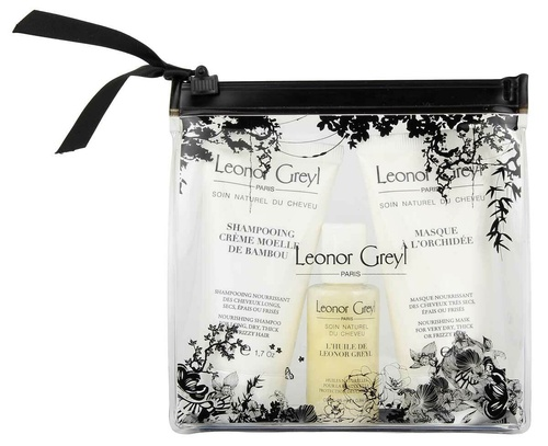 Leonor Greyl Travel Kit for Very Dry Hair