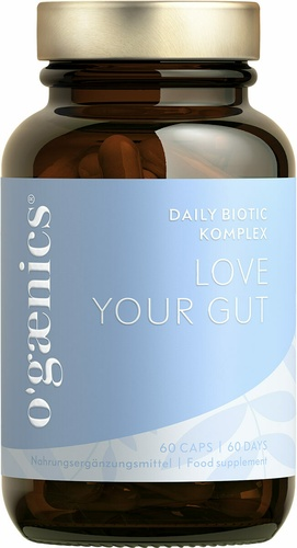 LOVE YOUR GUT Daily Biotic-Komplex