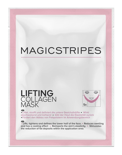 Magicstripes Magicstripes Lifting Collagen Mask Sachet 400-004