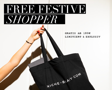 The Free Festive Shopper