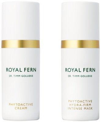 Royal Fern Radiance Duo
