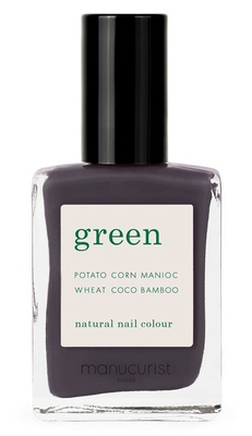 Manucurist Green Nail Lacquer Queen of Night