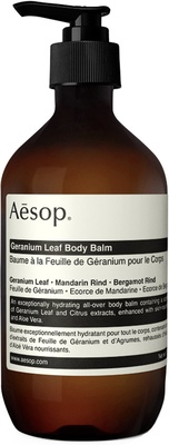 Aesop Geranium Leaf Body Balm 500 ml