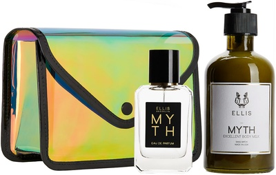 Ellis Brooklyn Myth Holographic Gift Set- A Brooklyn Story