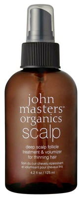 John Masters Organics Deep Scalp Follicle Treatment and Volumizer