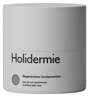 Holidermie Régénération Fondamentale - Soothing Night Care