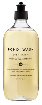 Bondi Wash Dish Wash Lemon Tea Tree & Mandarin