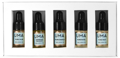 Uma Oils Wellness Oil Trial Kit