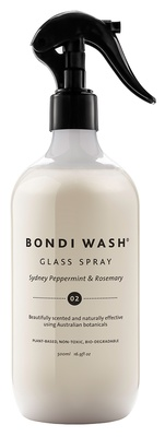 Bondi Wash Glass Spray Sydney Peppermint & Rosemary