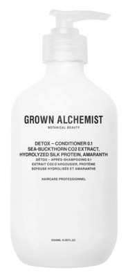 Grown Alchemist Detox — Conditioner 0.1