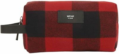 Wouf Red Jack Travel Case