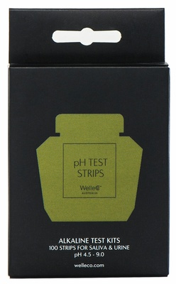 WelleCo PH Tester Kit