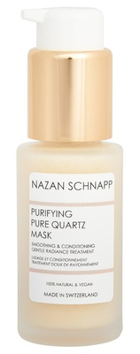 Nazan Schnapp Purifying Pure Quartz Mask