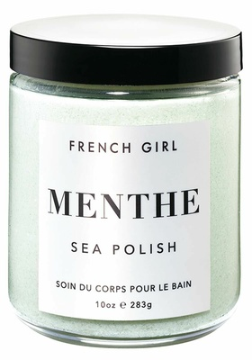 French Girl Mint Sea Polish - Smoothing Treatment
