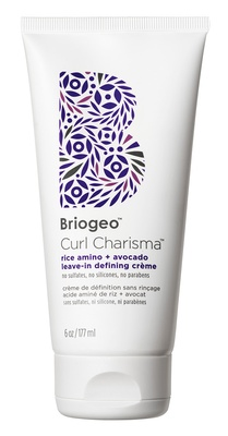 Briogeo Curl Charisma Rice Amino + Avocado Leave-In Defining Crème