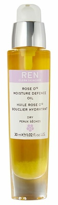 Ren Clean Skincare Dry Skin Rose O12 Ultra Moisture Defence Oil