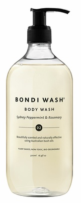 Bondi Wash Body Wash Sydney Peppermint & Rosemary
