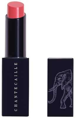 Chantecaille Lip Veil PORTUACA - the ultimate classic red