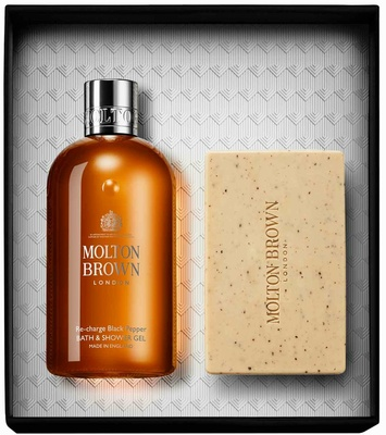 Molton Brown Black Pepper Bathing Duo