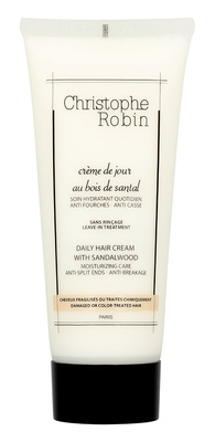 Christophe Robin Daily Hair Cream with Sandalwood