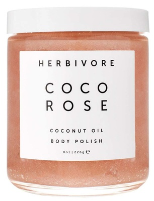 Herbivore Rose Coco Body Polish