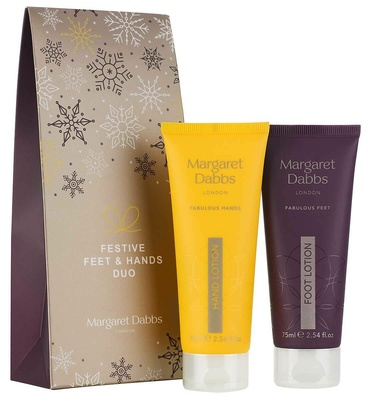 Margaret Dabbs London Festive Feet & Hands Duo
