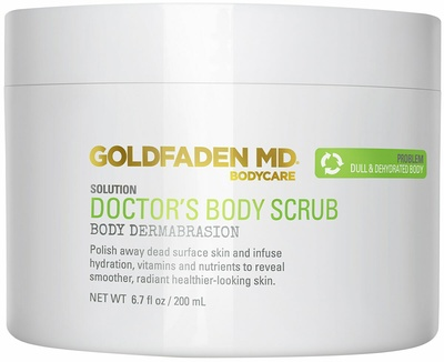 Goldfaden MD Doctor's Body Scrub