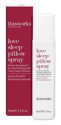 This Works Love Sleep Pillow Spray