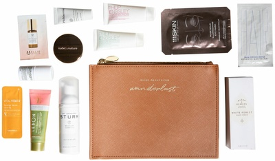 NICHE BEAUTY Wanderlust Kit
