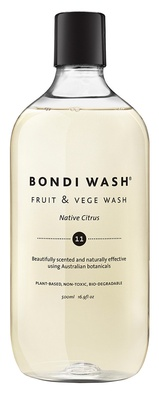 Bondi Wash Fruit and Vegetable Wash