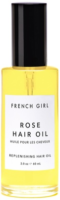 French Girl Rose Hair Oil - Replenishing Hair Oil