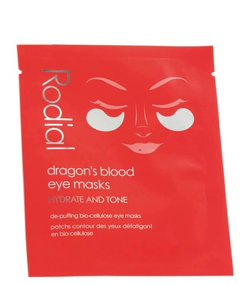 Rodial Dragons Blood Eye Masks Single Sachets