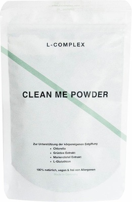 L-Complex Clean Me Powder