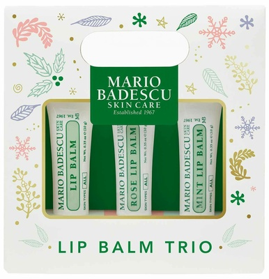 Mario Badescu Lip Balm Collection