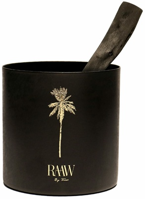 Raaw By Trice Charcoal Diffuser - Blackened Santal