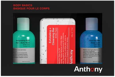 Anthony Anthony Body Basics Kit