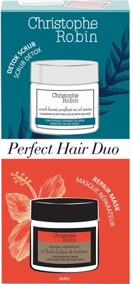 Christophe Robin Perfect Hair Duo