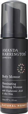 Amanda Harrington London Body Mousse Natural Honey
