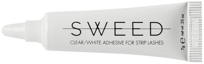 Sweed Adhesive for Strip Lashes Clear/White