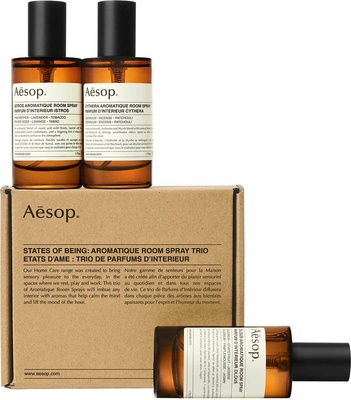 Aesop States of Being: Aromatique Room Spray Trio