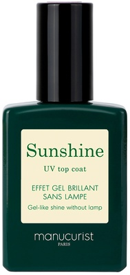 Manucurist Top Coat Sunshine