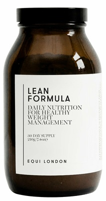 Equi London Lean Formula - 10 day supply 70g