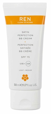 Ren Clean Skincare Radiance Satin Perfection Bb Cream