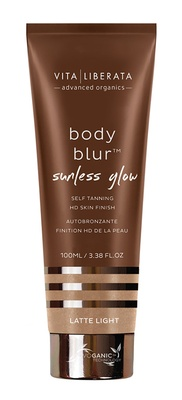 Vita Liberata Body Blur Sunless glow Latte Light