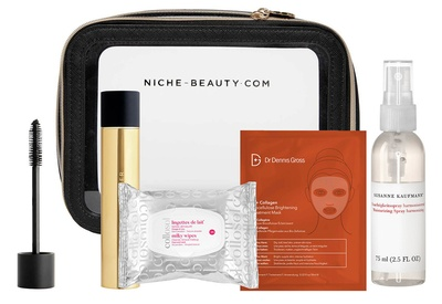 NICHE BEAUTY Travel Like A Pro